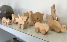 木工製品写真